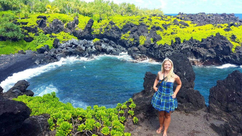 Black Sand Beach (Road to Hana)